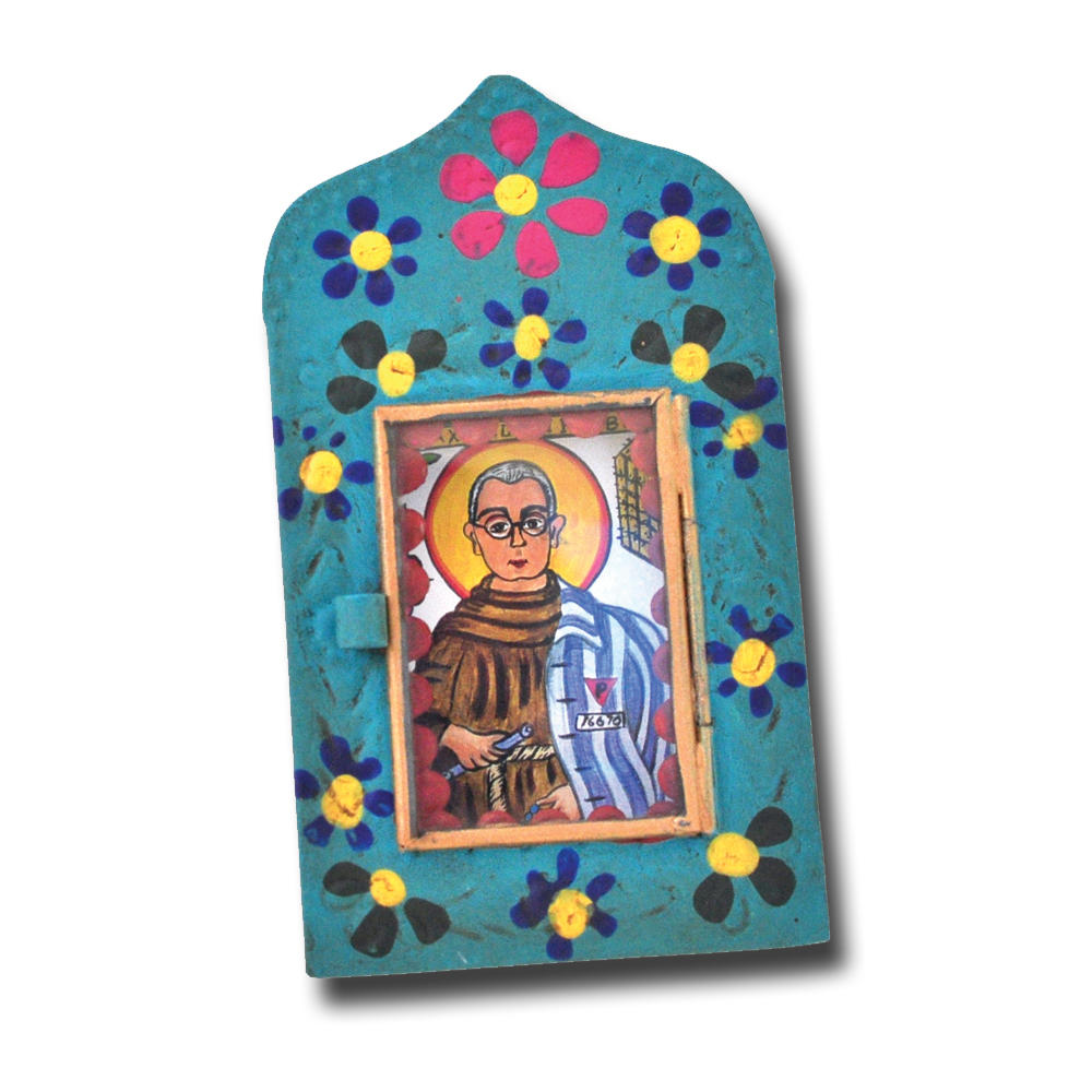 Saint Maximilian Kolbe Help with Addictions - Southwest Indian ...