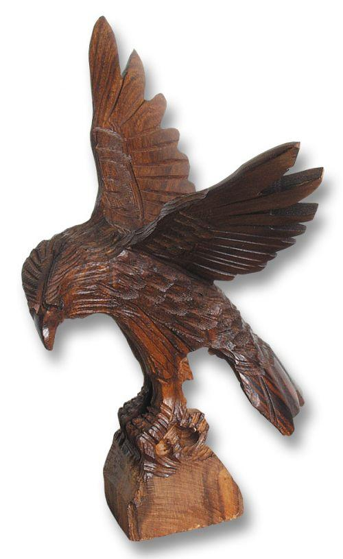 Small Eagle Sculpture Southwest Indian Foundation