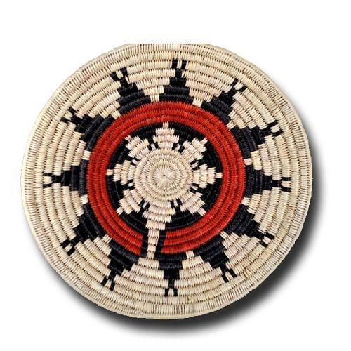 Native American Wedding Gifts: Traditional Style Navajo Wedding Basket