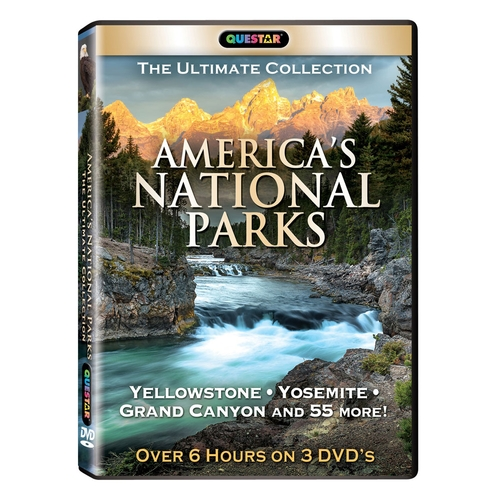 America's National Parks On DVD