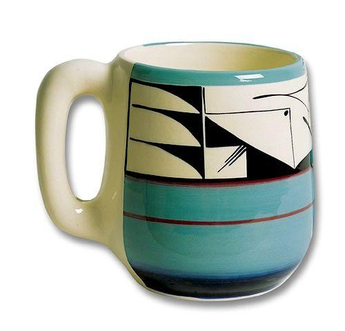Blue Ute Coffee Mug Ceramics For The Home