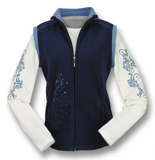 Cobalt Blue Vest