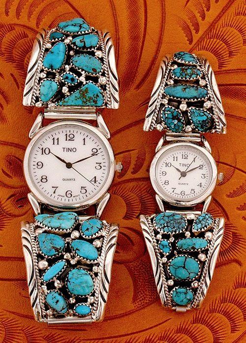 Men 39 s china mountain turquoise watch watches jewlery for Mountain watches