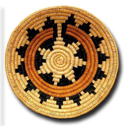 Navajo Ceremonial Basket Southwest Indian Foundation