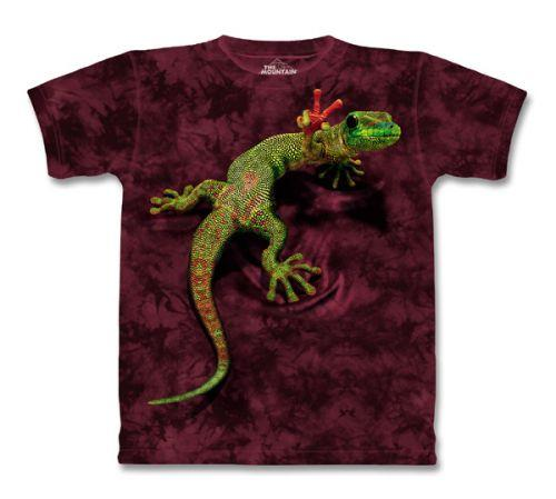 Peace Out Gecko SS T-Shirt
