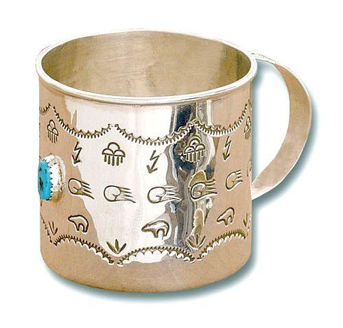 Sterling Silver Baby Cup Miscellaneous Jewlery