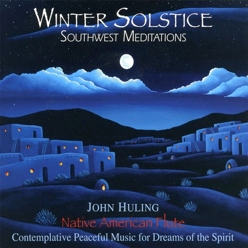 Winter Solstice CD - Music for Meditation and Reflection