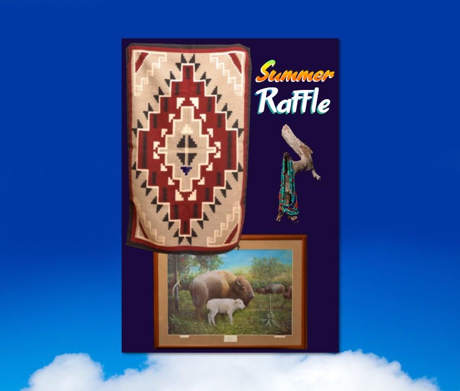 Enter Now to Win Three Fantastic Raffle Prizes!
